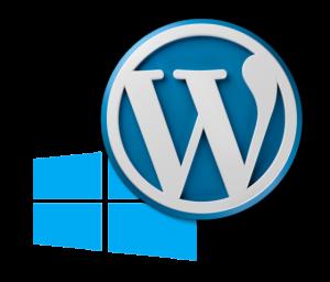 wordpress fix permalinks after migration windows logo